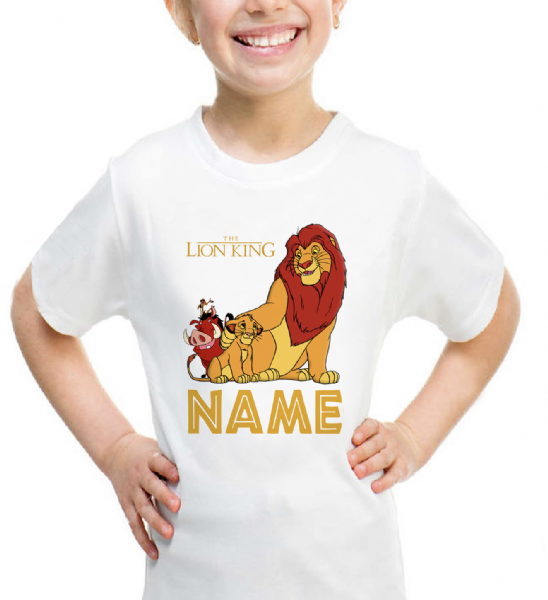 The Loin King Personalised T-shirt